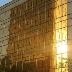 Sonnenschutzfolie innen gold dunkel SOL-go20-76