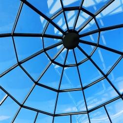 Sonnenschutzfolie für Dachfenster aussen (Rollenbreite 182cm)