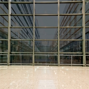 Sonnenschutzfolie Titan Dunkel Aussenmontage (Rollenbreite 152cm)