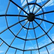 Sonnenschutzfolie für Dachfenster aussen (Rollenbreite 61cm)