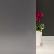 Milchglasfolie Grau Matt (Rollenbreite 152cm)