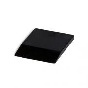 Mini-Rakel schwarz